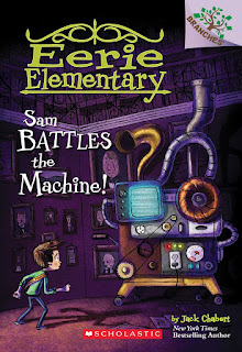 Eerie Elementary: Sam Battles the Machine!