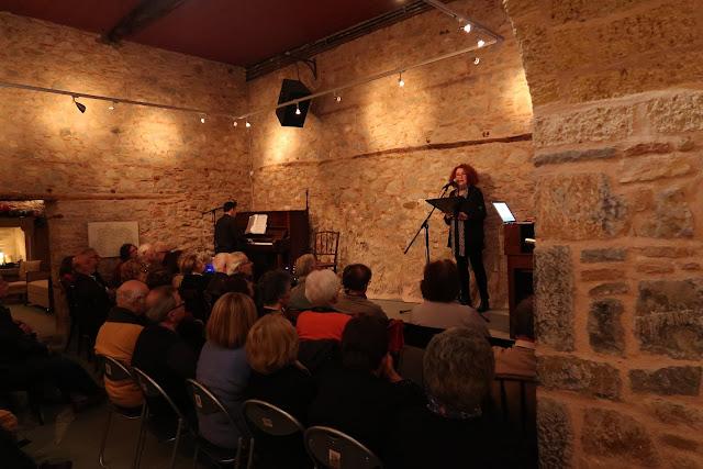 Φανταστική βραδιά με την Αλίκη Καγιαλόγλου στο Ναύπλιο