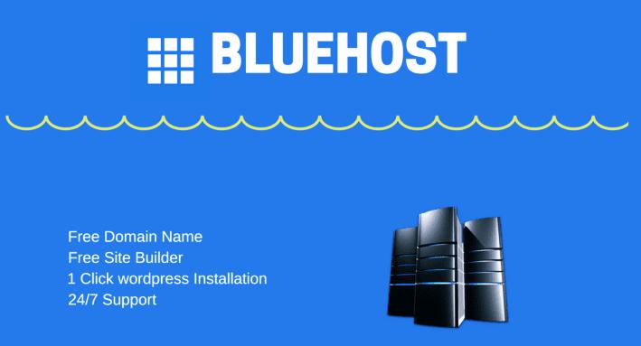 افضل استضافة بلوهوست BlueHost