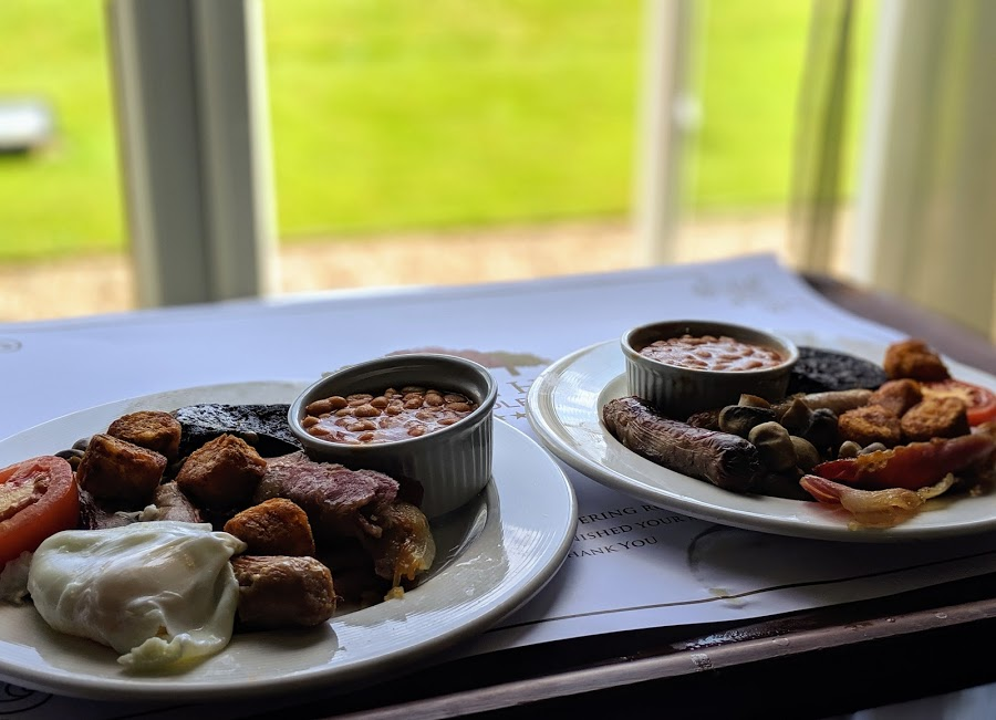 13 Reasons Why Ramside Spa is the Best North East Spa - breakfast in bed