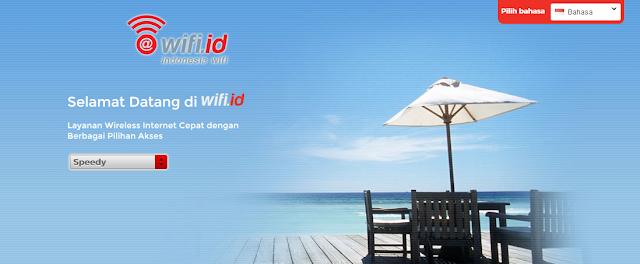 Cara Internetan Wifi ID Telkom Secara Gratis