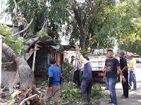 Antisipasi Cuaca Buruk, Distarkim Purwakarta Bentuk TRCPP