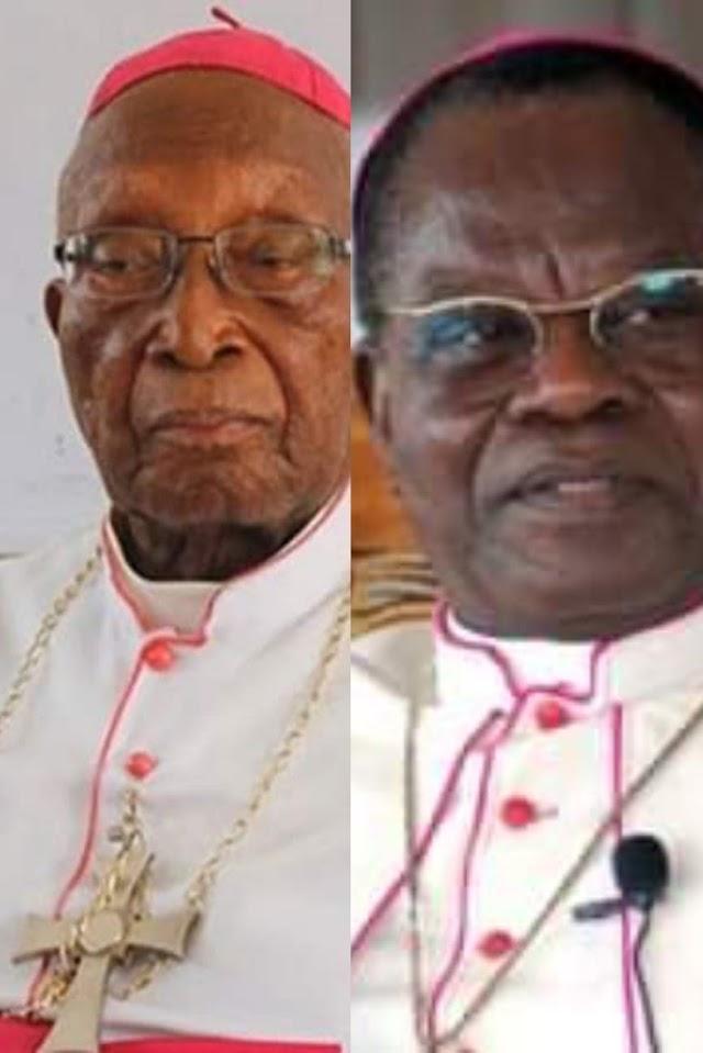 Mgr Monsengwo-Mgr Kpodzro : Deux hommes de Dieu, même combat