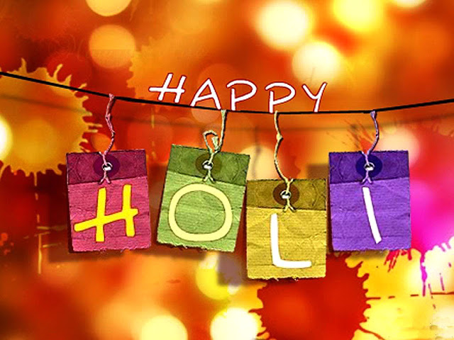 Happy Holi Wallpapers For Whatsapp