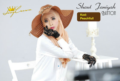 Shawl Guna Butang