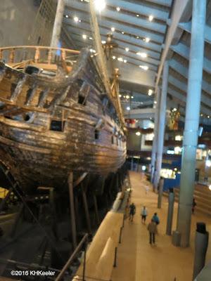 the Gustav Vasa
