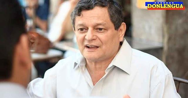 Kico Bautista fue internado en el Hospital de Clínicas Caracas tras complicarse por el V.CH.