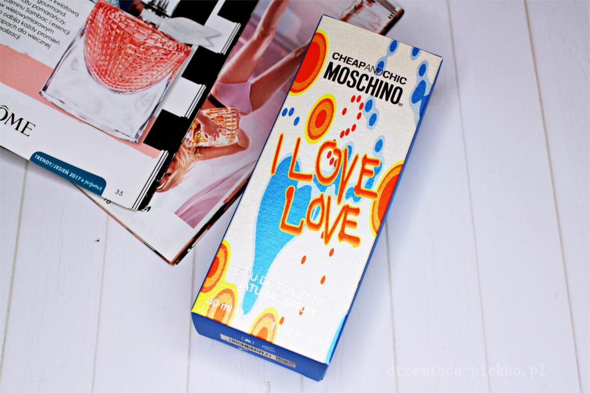 Moschino I Love Love - woda toaletowa dla kobiet