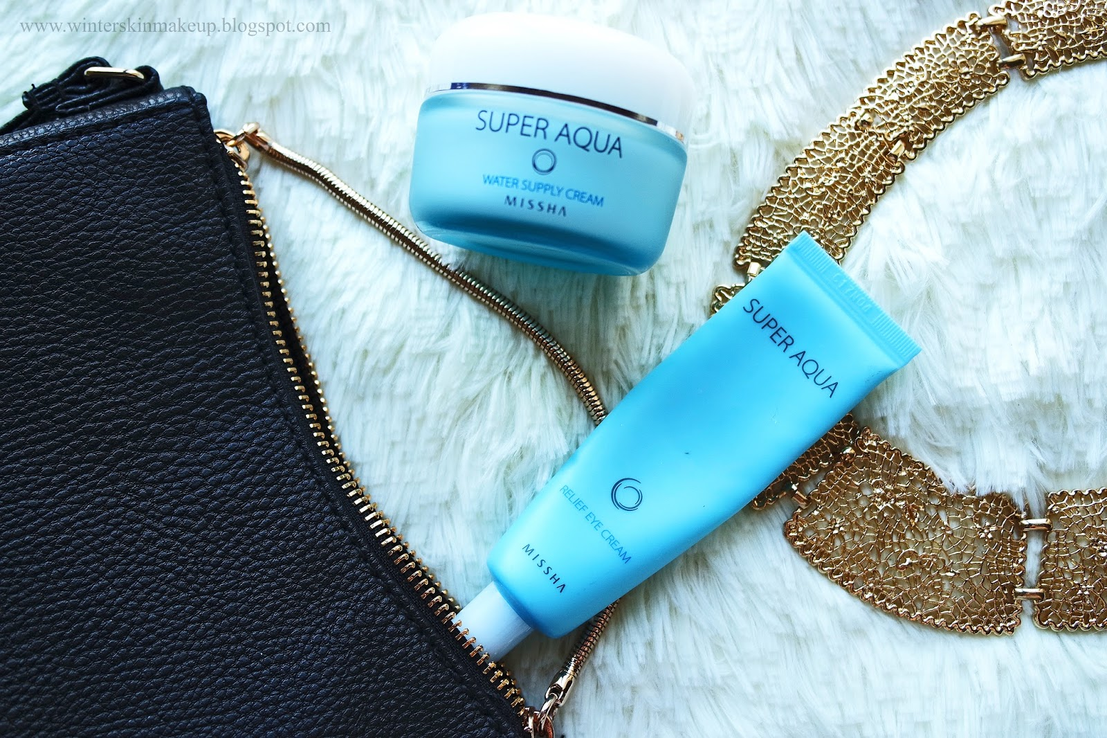 Missha Super Aqua Water Supply Cream