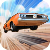 Download Game Stunt Car Challenge 3 Mod Apk v1.15 Unlimited Money Full Version