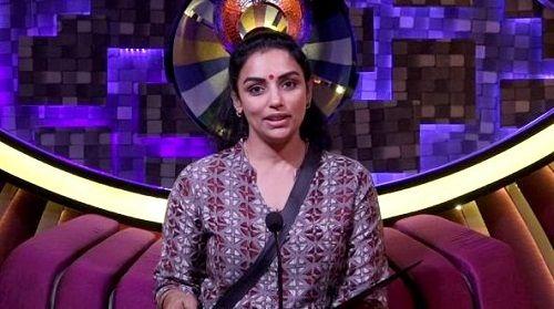 Shweta Menon In Bigg Boss Malayalam