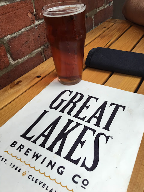 Great Lakes Brewery in Cleveland, Ohio | A Hoppy Medium