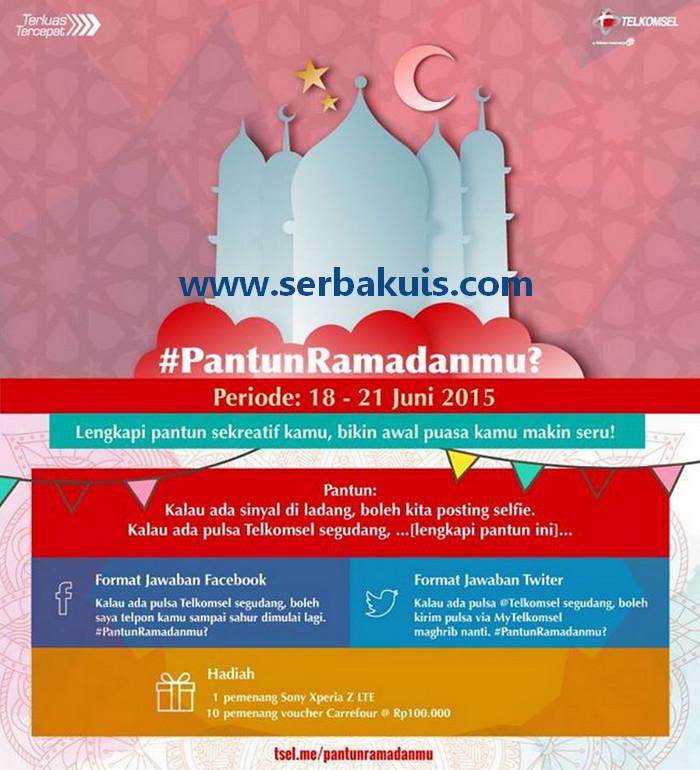 Kuis Pantun Ramadanmu Berhadiah Sony Xperia Z LTE