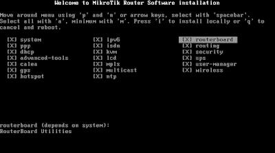 Pengenalan dan Penjelasan Mikrotik RouterOS dan Mikrotik RouterBoard