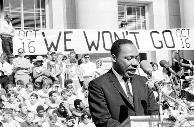 La historia, vida y legado de Martin Luther King Jr.