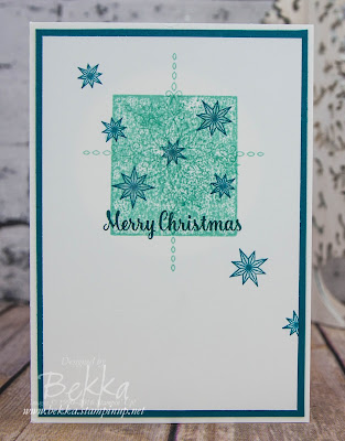 Star Of Light Fast and Fabulous Christmas Card