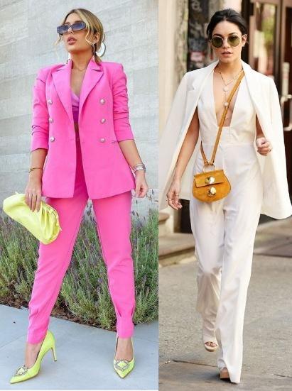 6 tendências de moda que valem o investimento, Mariella Sarto, Vanessa Hudgens, Alfaiataria