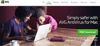 AVG 2021 Antivirus For Mac 10.15 Free Download