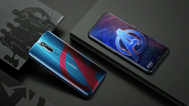 Samsung Galaxy A50 vs Oppo F11 Pro vs Redmi Note 7 Pro - Comparison, price, specifications