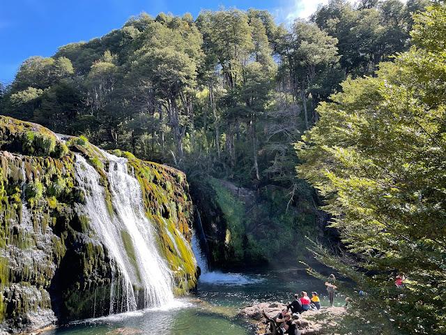 Que hacer 3 días en Villa la angostura - Cascada Ñivinco
