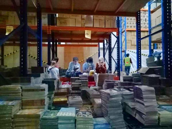 Mizan Warehouse Sale 2018