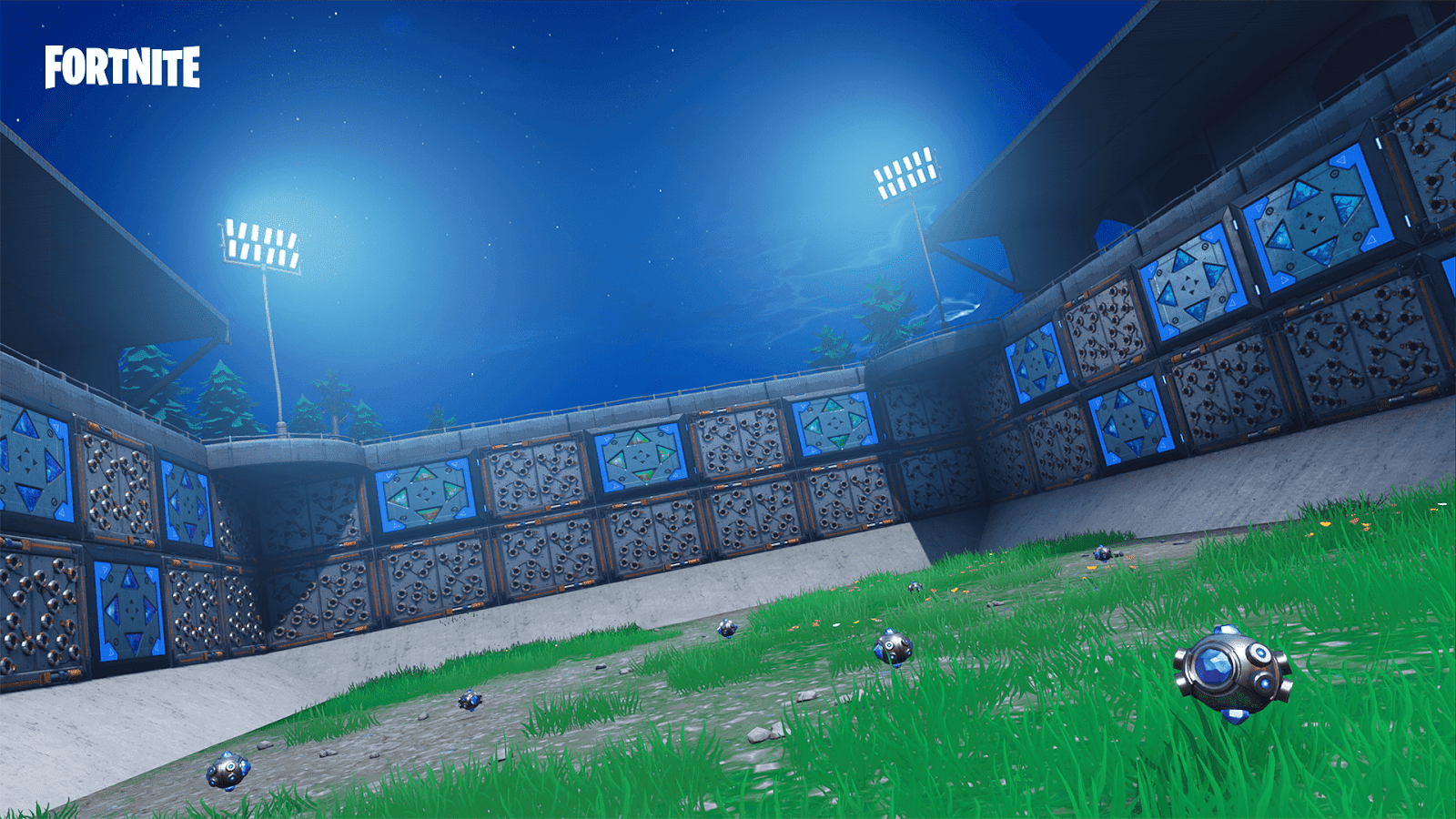 Fortnite V5.41 Patch Notes Update - Spiky Stadium, Port-A-Fortress