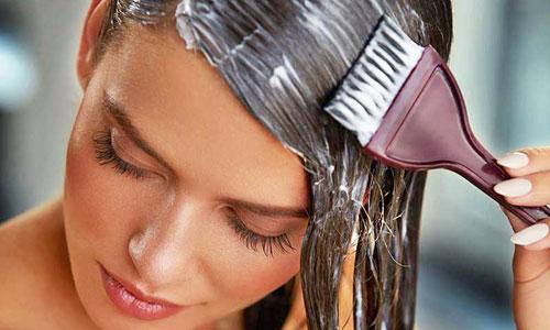 Cómo aplicar la mascarilla para el cabello