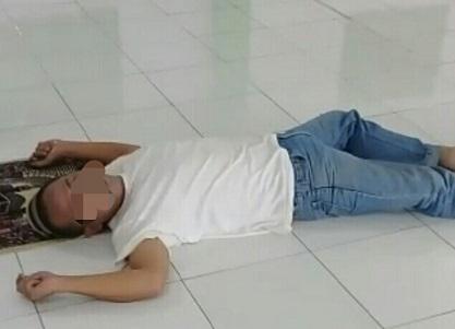 Pria di Bogor yang Meninggal Saat Shalat Jumat Sakit Jantung, Negatif Corona