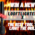 Win a New Looftlighter X The best Tool to light the grill ( Worth Over : $299)