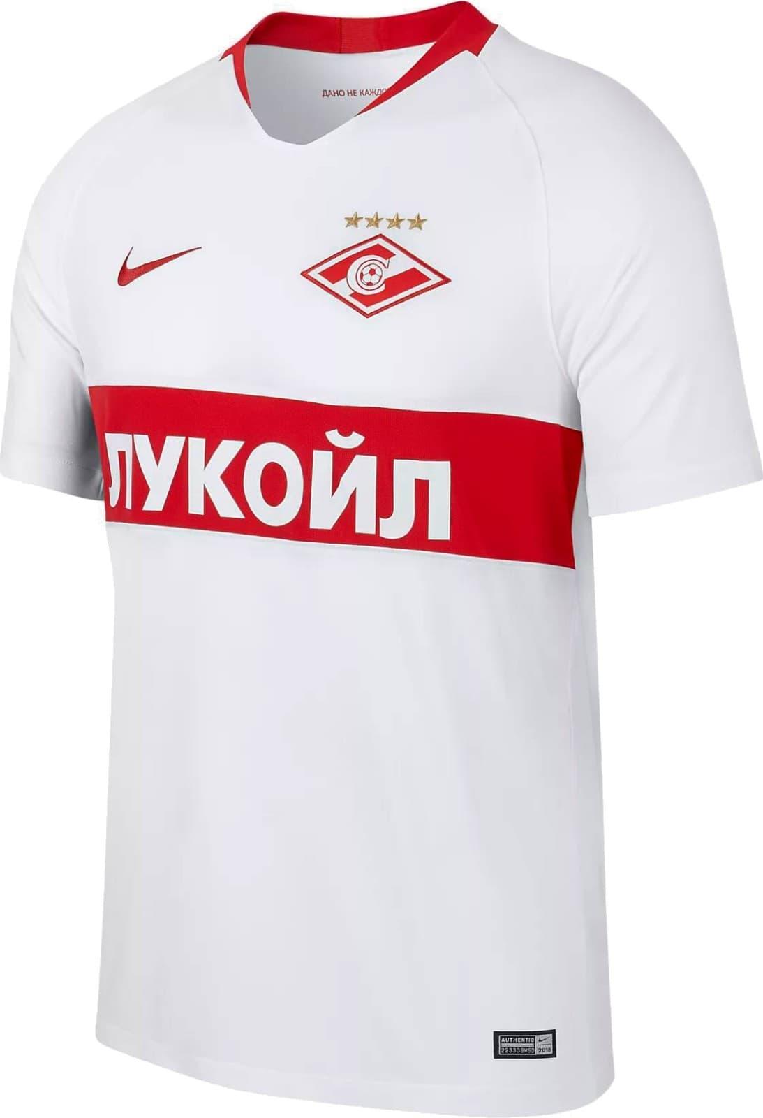 スパルタク・モスクワ 2018-19 ...