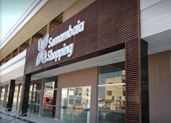 Resultado de imagem para shopping samambaia