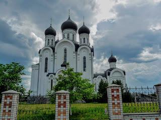 Пинск. Собор Феодора Тирона