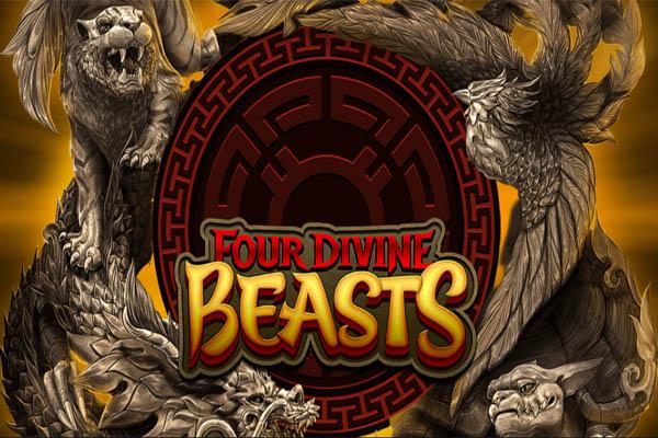 Main Gratis Slot Demo Four Divine Beasts Habanero
