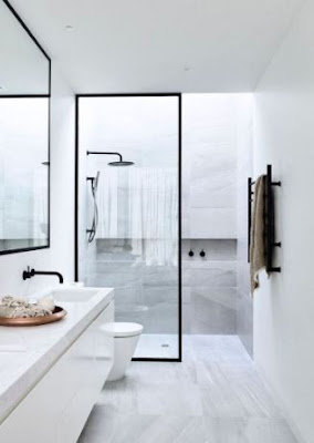 Follow These Tips To Change A Minimalist Bathroom To Be Bigger