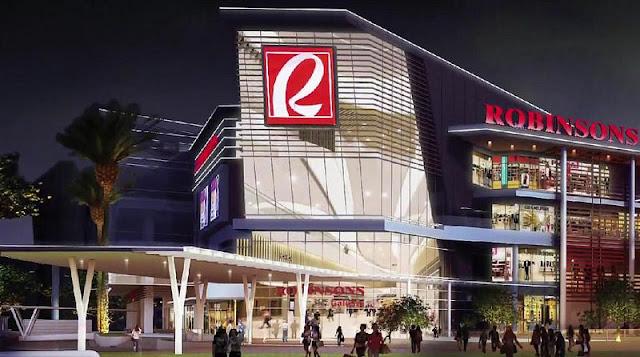 Robinson Galleria in Cebu City Cebu Philippines