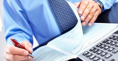 مراجعة القوائم المالية