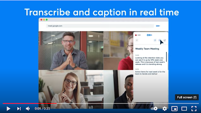 Here Is How Students Can Transcribe and Caption Google Meet Calls in Real Time