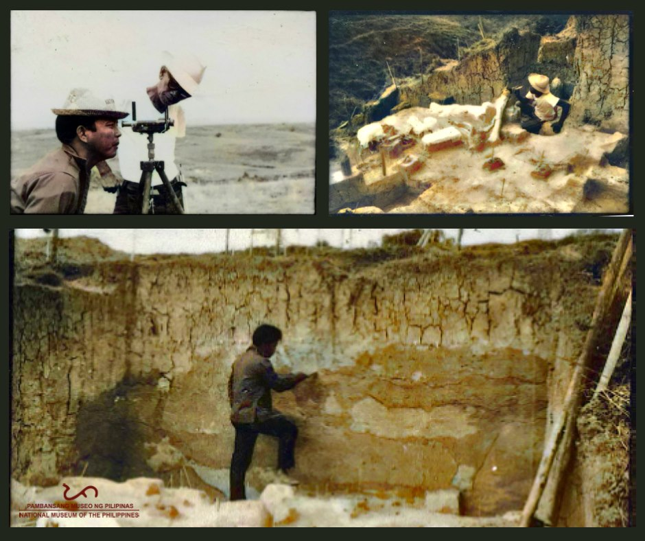 Archeology - Fieldwork activities that include survey and mapping, exposing and recording of stratigraphy (sediment layers), and excavation