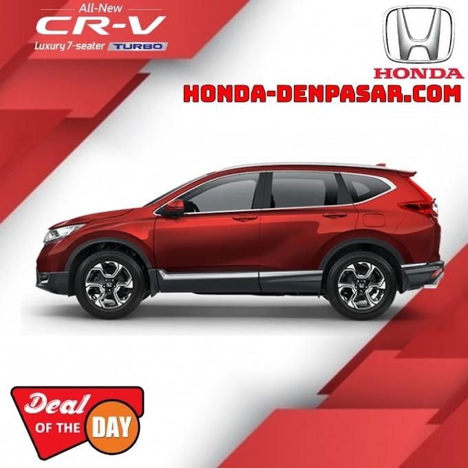 Promo Honda CRV Bali