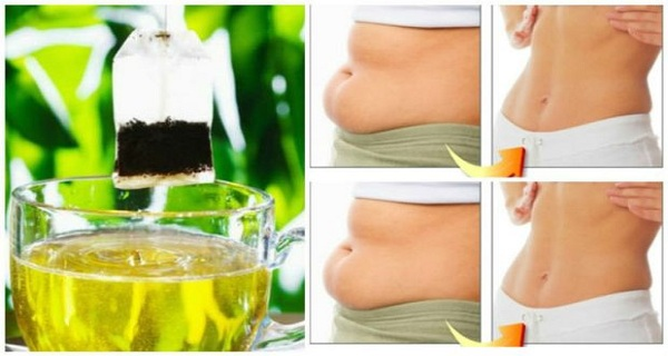 I Tried This Tea Of 3 Ingredients: 7 Days Later, My Waist Was 8 Cm Thinner!
