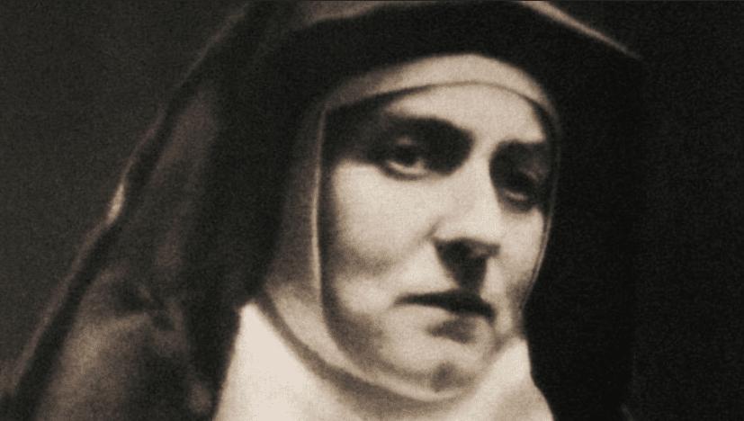 Santa Teresa, Benedikta, Salib