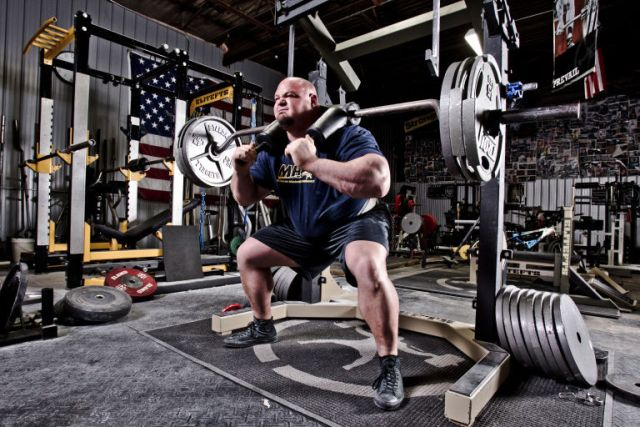 Brian Shaw World Strongest Man Workout And Diet Muscle World
