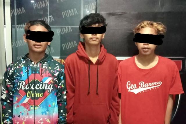 Tiga pelaku yang gilir anak bawah umur di Kopang terancam 15 tahun bui