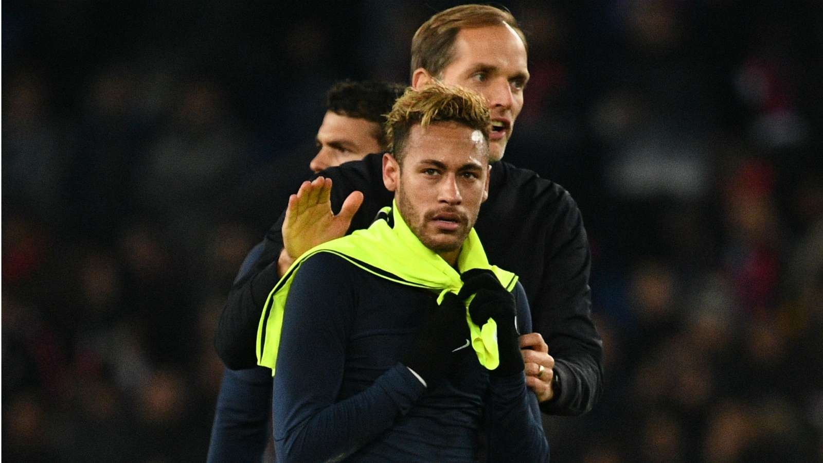 Tuchel shocks Neymar with an unexpected decision against Real Madrid