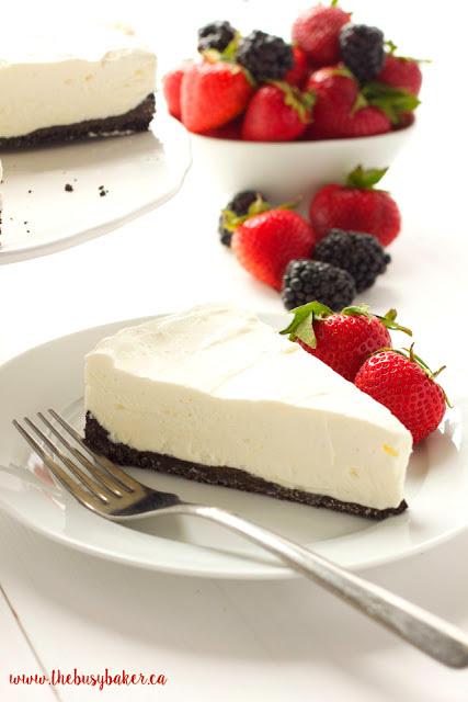 5 Resepi Cheesecake Tanpa Bakar Yang Mudah