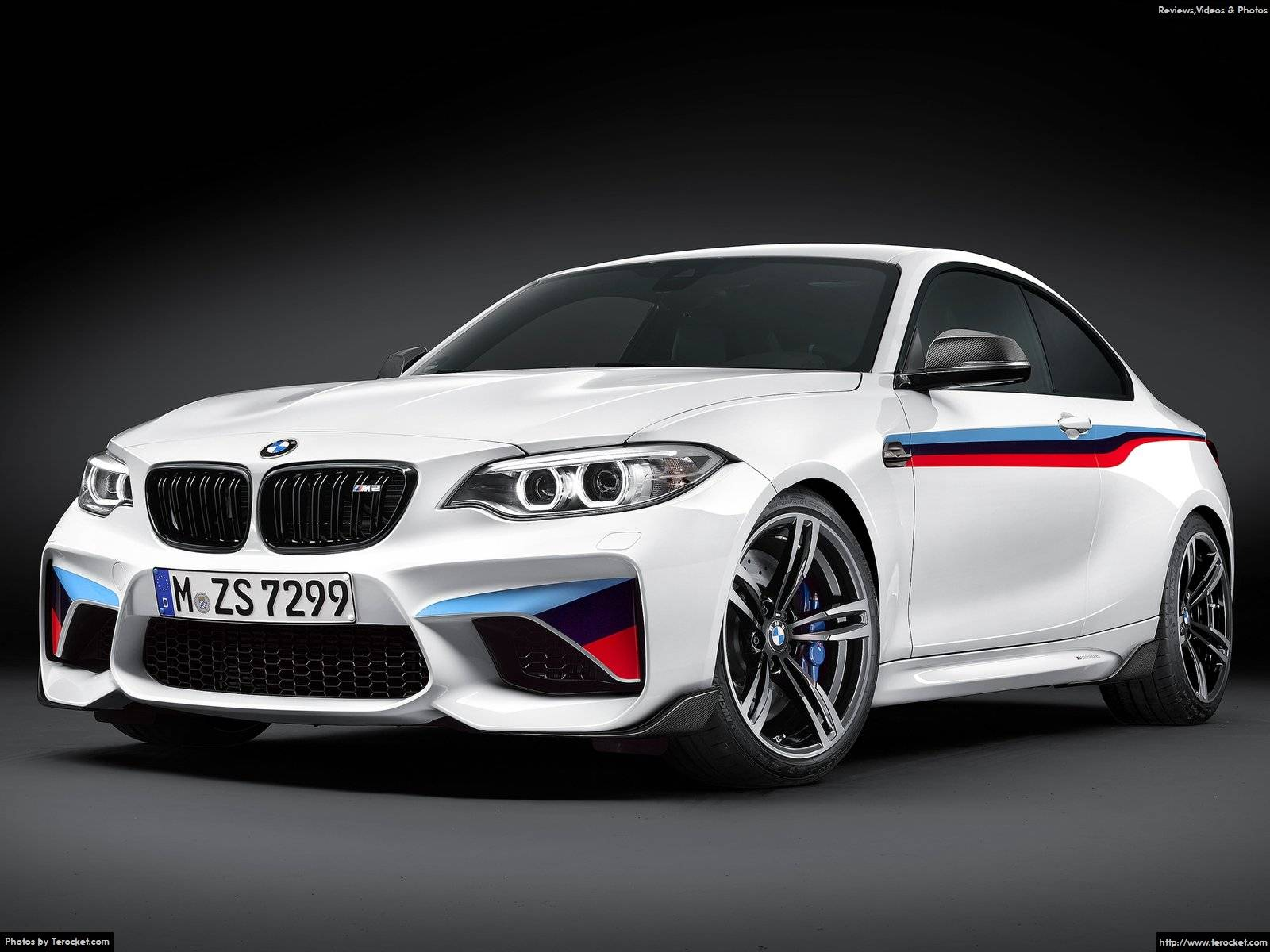 Hình ảnh xe ô tô BMW M2 Coupe M Performance Parts 2016 & nội ngoại thất
