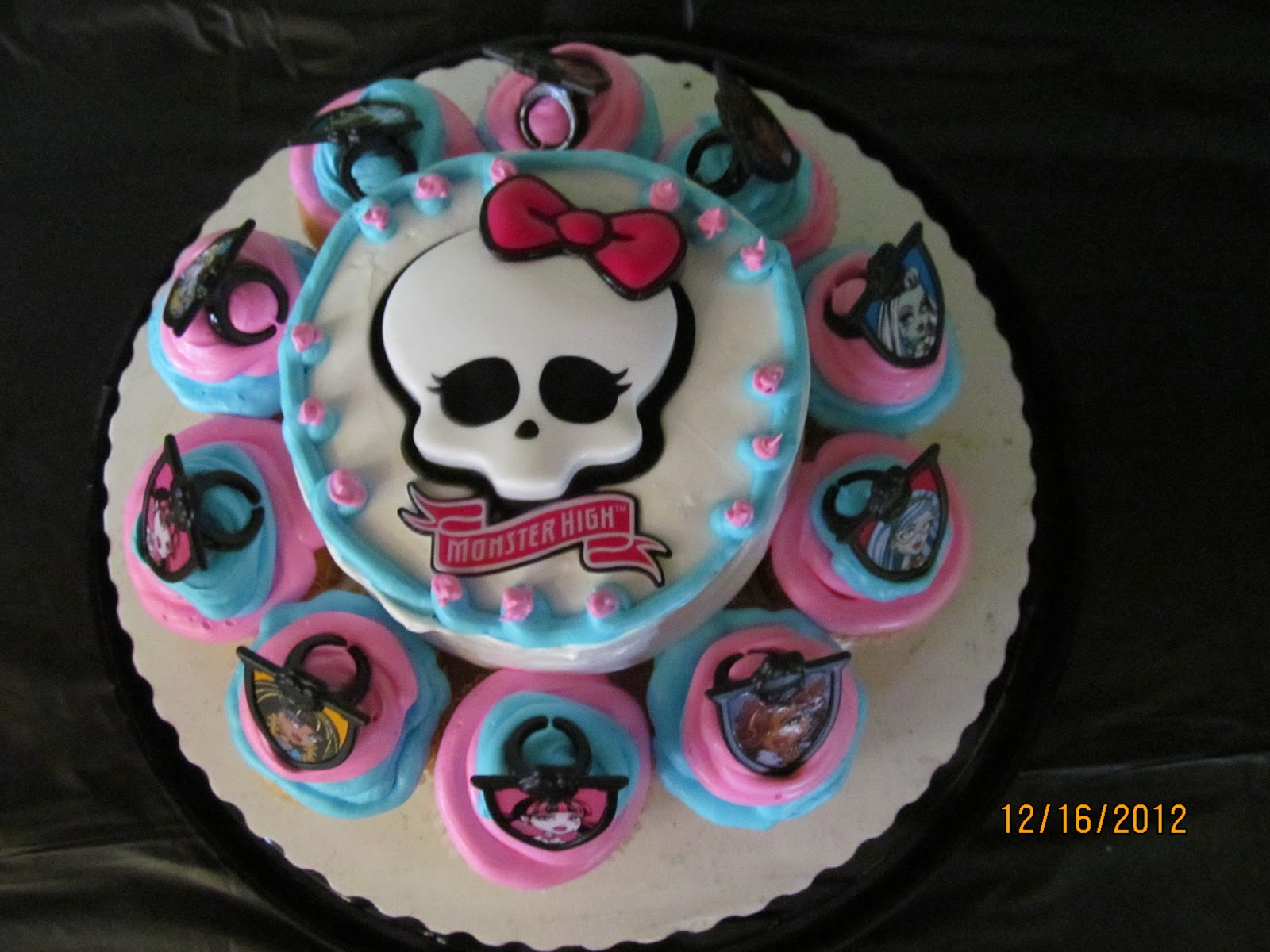 See Our Sweet Life Monster High Birthday Bash