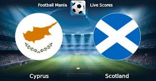 Шотландия – Кипр  смотреть онлайн бесплатно 8 июня 2019 прямая трансляция в 21:45 МСК.