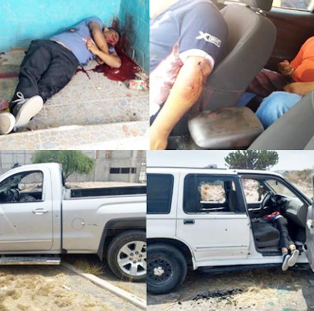 Masacre 8 muertos y contando en ataques en Guanajuato