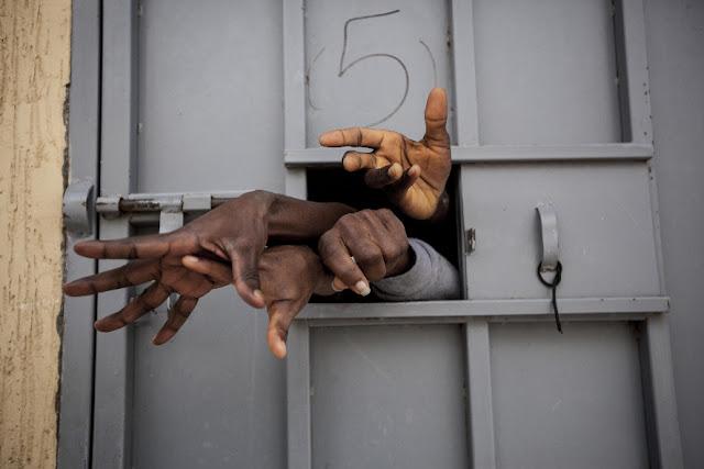 Libya: A human marketplace. Di Narciso Contreras